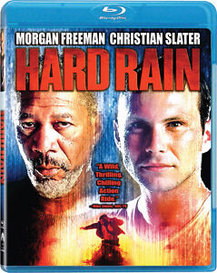 Hard Rain Blu-ray Kitchener / Waterloo Kitchener Area image 1
