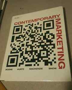 Contemporary Marketing Textbook - Red River Business Admin
