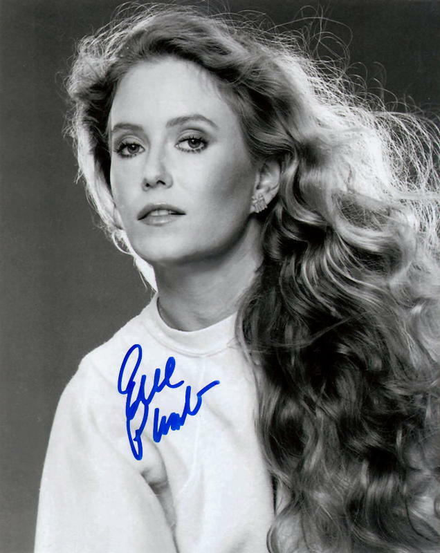 EVE PLUMB.. Alluring Actress (The Brady Bunch) SIGNED