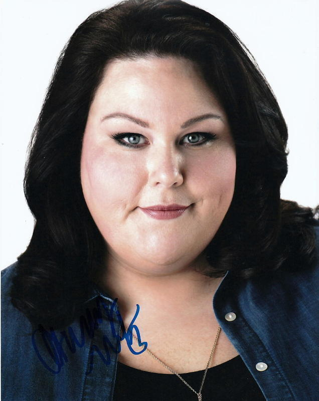 CHRISSY METZ.. This Is Us - SIGNED