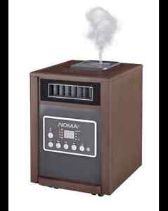 Infrared Heater & Humidifier