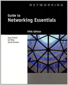 Guide to Networking Essentials - 5th Ed. (Softcover) Kingston Kingston Area image 1