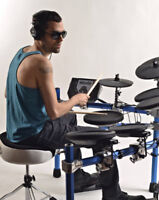 Looking for drummer with electronic kit