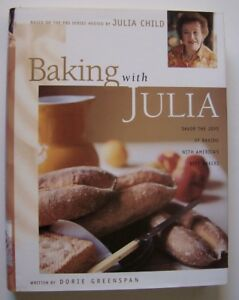 Book,FIRST ED.,BAKING with JULIA CHILD,1996,Hard Cover,DJ