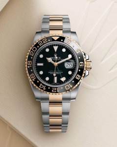 1d84815cb92 Rolex GMT Master II - 18K two tone - 2017