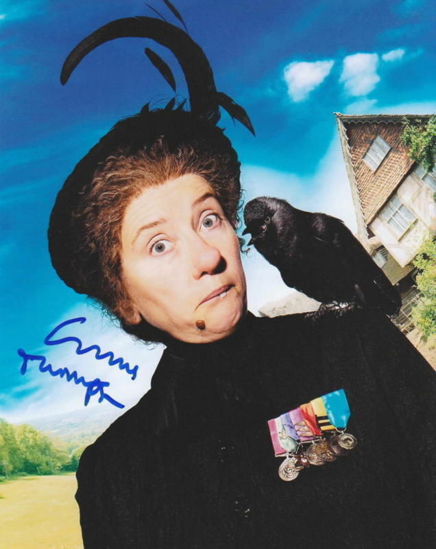 EMMA THOMPSON.. Nanny McPhee - SIGNED