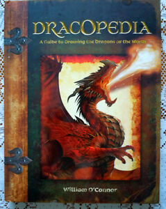 Dracopedia - Guide to Drawing the Dragons of the World Kitchener / Waterloo Kitchener Area image 1