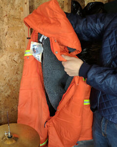 Insulated Coveralls, Floater Suits, Helly Hansen/Mustang