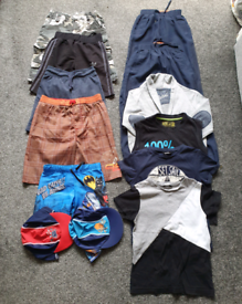 Boys 6-7 Years Clothes Bundle