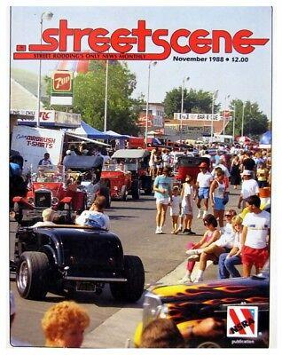 NSRA Street Scene November 1988--Southwest, Western, Deep South Rod Run Nat's