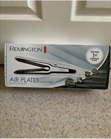 Brand New and Boxed Remington Air Plates Hair Straightners