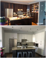 AFFORDABLE  Refinished  KITCHENS