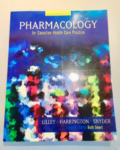 Pharmacology for Canadian Health Care Practice (2nd edition)