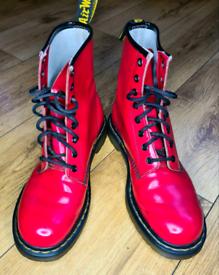 Genuine Dr marten boots