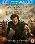 Wrath of the Titans 3D (3D & 2D Blu-ray) (Blu-ray)