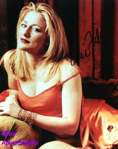 EDIE FALCO.. Alluring Actress (The Sopranos) SIGNED