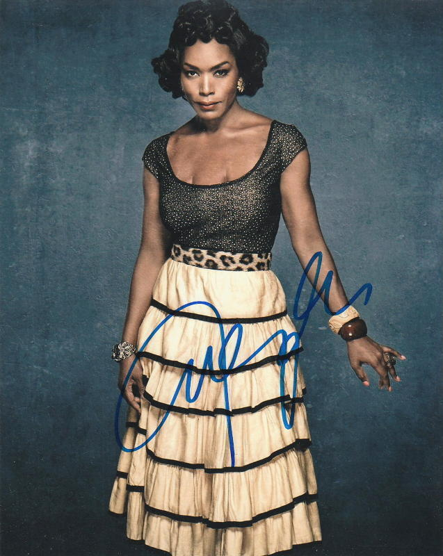ANGELA BASSETT.. American Horror Story: Freak Show's Desiree - SIGNED