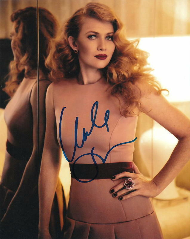 MIREILLE ENOS.. Simply Stunning - SIGNED