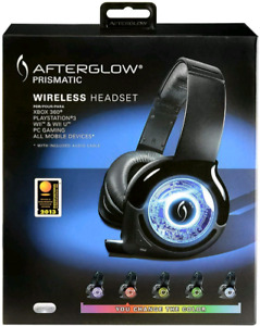 Afterglow Prismatic Wired/Wireless Gaming Headset