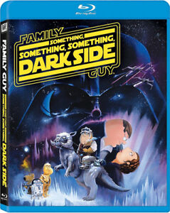 Family Guy-Dark Side-Blu-Ray-Like new condition