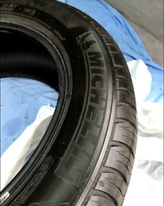 Half Life Michelin Latitude set of four Tires size 255/55 R18