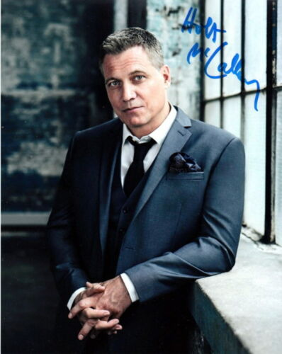 HOLT McCALLANY.. Mindhunter Hunk - SIGNED