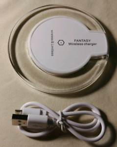 NEW WIRELESS CHARGER