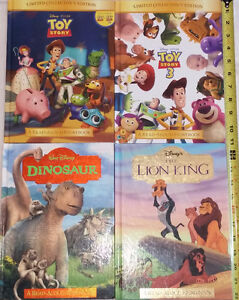 Qty 4 x Disney Read Aloud Storybooks (Lot # 1) London Ontario image 1