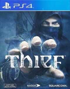 THIEF PS4 FOR SALE / TRADE Cambridge Kitchener Area image 1