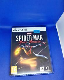 Spider man ps5 £20