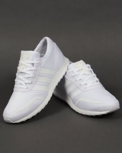 Adidas Los Angeles Shoes (triple white) size 13