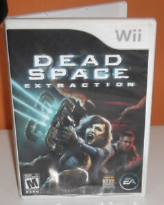 Dead Space Extraction - Wii Game Manual
