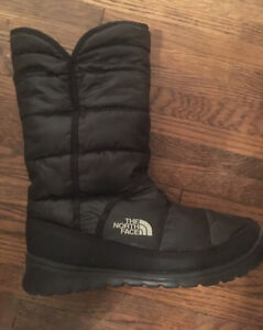 North Face boots: brand new, women's size 10