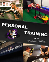 Private/semi-private training (starting at $37.50/hr/pp)!