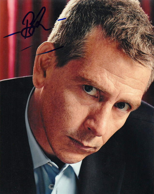 BEN MENDELSOHN.. Charming Character Actor - SIGNED