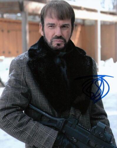 BILLY BOB THORNTON.. Fargo's Lorne Malvo - SIGNED