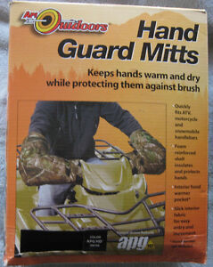HAND GUARD MITTS