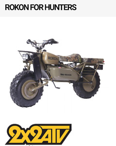 The best two wheel drive bike on the market now ......
