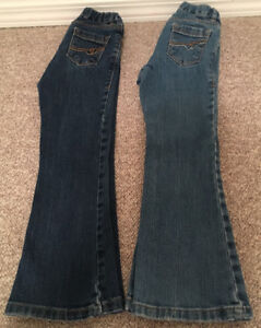 Toddler Old Navy Bootcut Stretch Jeans sz 5T
