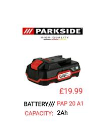 BRAND NEW PARKSIDE 20v Battery PAP 20 A1