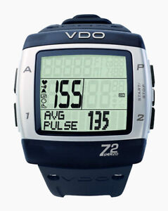 VDO Z2PC Link Heart Rate Monitor and Cycle Computer with PC Sync