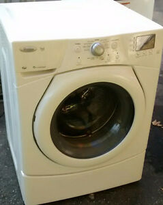 ***WHIRLPOOL FRONT LOAD WASHER AND DRYER SET***