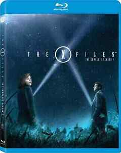 X-Files saison 1 blu ray