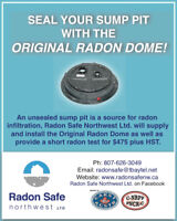 Original Radon Dome