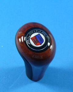 Alpina Gear knob Root wood stuck for all BMW 3 series E21/E30/E36/E46