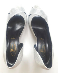 2cef2e63f7da Silver Shoes For Women Heels And Pumps NEW from Browns Couture