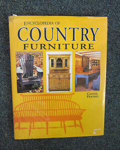 Great Book on Country Furniture