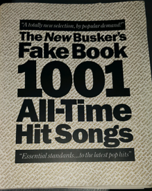 The New Buskers Fake Book. Guitar chords