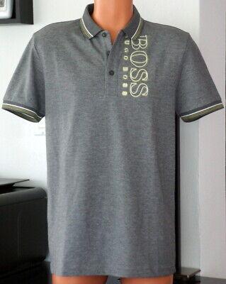 Hugo Boss Paddy Pro 3 50403542 410 Regular Fit Polo Shirt Navy