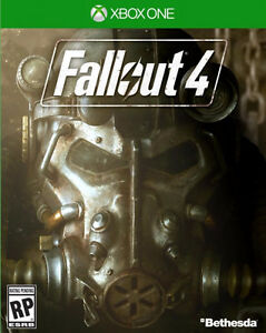 XBOX ONE FALLOUT 4 game for sale
